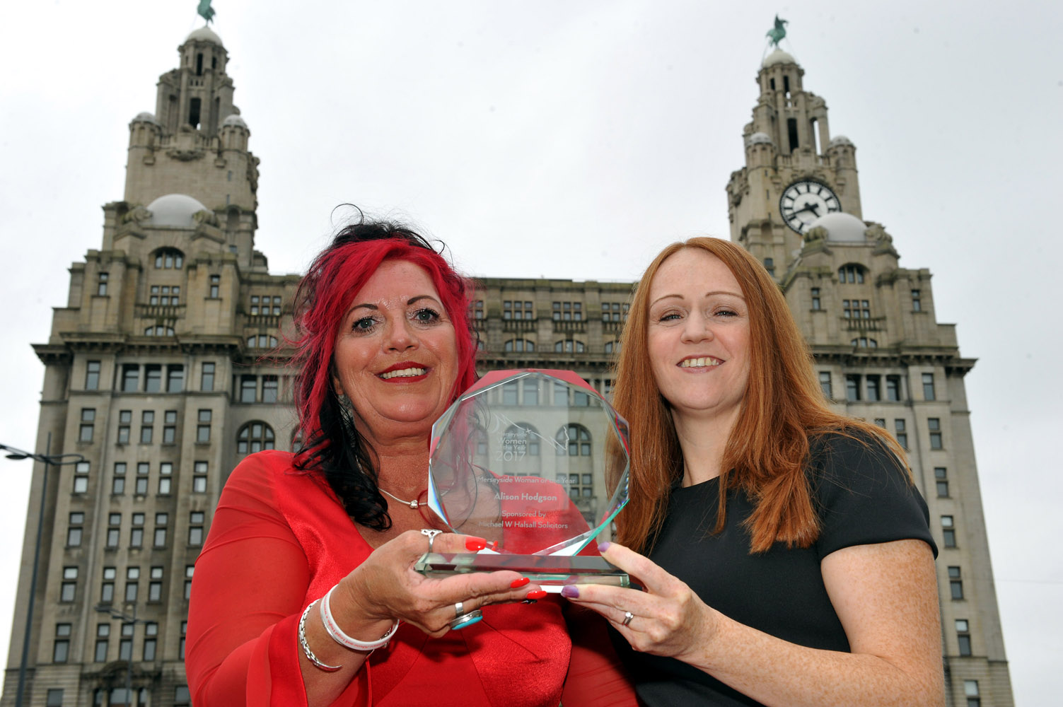 Merseyside Woman of the Year 2017 was a Huge Success, Again!
